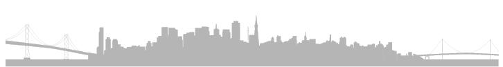City Skyline Grey
